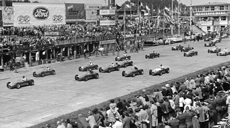 The Story Behind Grand Prix's Biggest Starting Grid