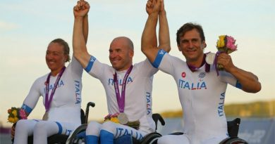 The Survival Of Alex Zanardi