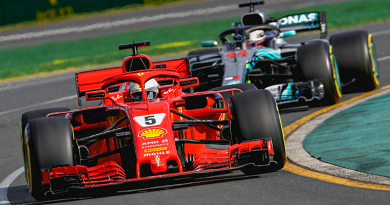 Australian Grand Prix 2018 Review