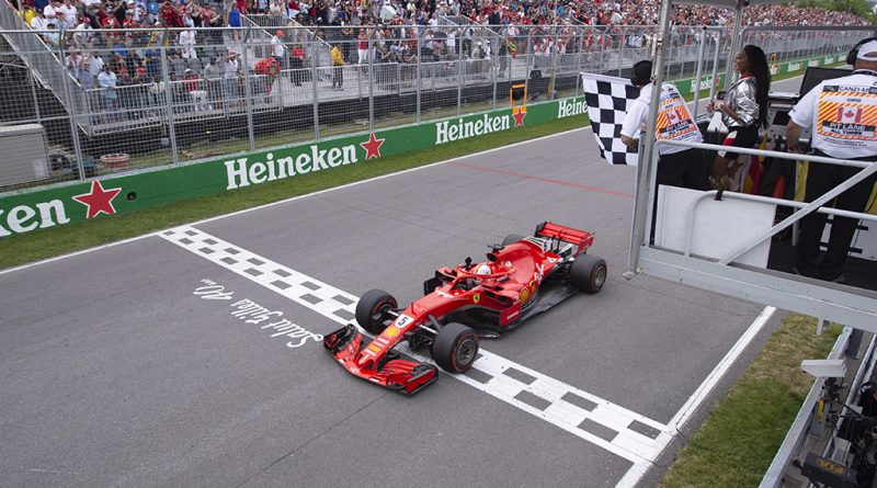 Canadian Grand Prix 2018