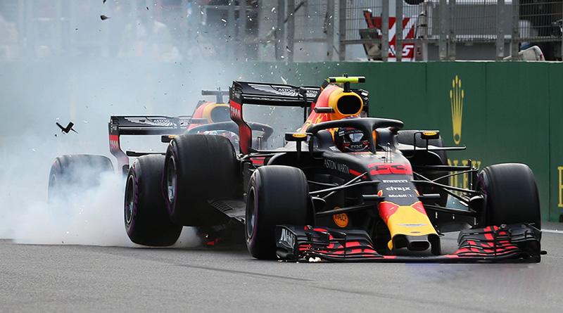 F1 Azerbaijan Grand Prix 2018
